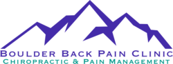 boulder back pain clinic logo